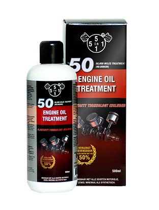 5in1 Engine Oil Treatment 500ml