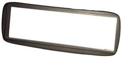 1-DIN inbouwframe, ALFA Spider 1990-2000/Gtv ->03 Zwart