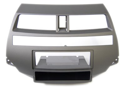 1-DIN frame, Honda Accord 08 > met dual airco antraciet