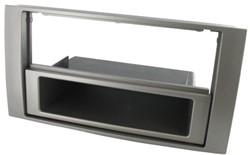 1-DIN frame, C MaxFocus II Fiesta,GalaxyMondeoTransit zilver