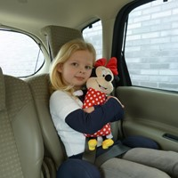 Disney Minnie Gordelkussen 3 D-2