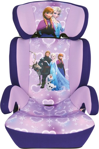 Disney Frozen family Autozitje Winter Magic-2