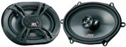 MTX RTC573 13x18 cm 3-weg coaxial 65 Watt