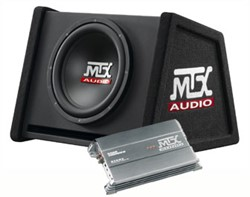 MTX RTP2000 RT party pack RT602+RT12AV