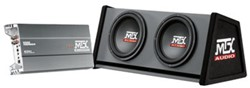 MTX RTP4000 RT party pack RT500.1+RT12X2DV