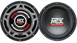 "MTX RT10-04 Roadthunder 10"""" subwoofer 4ohm"