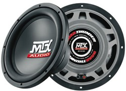"MTX RT12-04 Roadthunder 12"""" Subwoofer 4ohm"