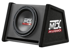 "MTX RT12DV Roadthunder 12"""" vented enclosure"