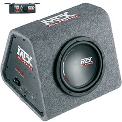 MTX RTP8 Roadthunder 8'' powered encl.120W rms