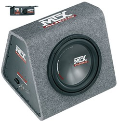 MTX RTP12 Roadthunder 12'' powered encl.220W rms