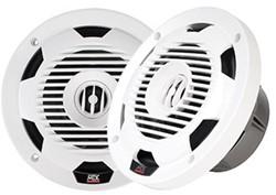 MTX WET65-W 6,5inch Marine speakers