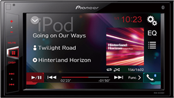 Pioneer MVH-AV290BT Multimediasysteem