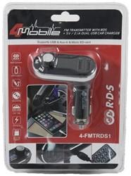 4Mobile Fm-transmitter RDS