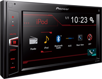 Pioneer MVH-AV290BT Multimediasysteem-2