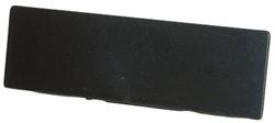 1 ISO radio afdekplaat clip-in