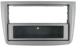 1-DIN FRAME iso Alfa Mito 2012-> Mat Titanium
