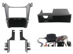 2-DIN frame ECO CHEVY EQUINOX/GMC TERRAIN met adapter sounds