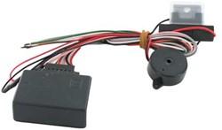 Achteruitrij geluid signaal interf + buz BMW/Peugeot/Citroen