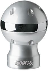 Pookknop Aluminum type Spere