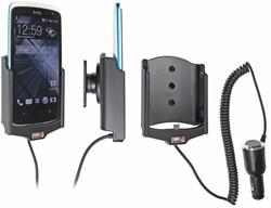 Brodit houder/lader HTC Desire 500 sig.plug