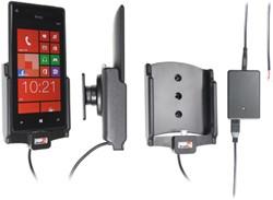 Brodit houder/lader HTC 8X MOLEX