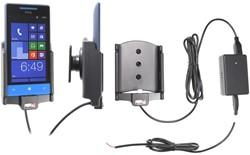 Brodit houder/lader HTC 8S MOLEX