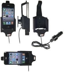 Brodit h/l Padded Apple iPhone 4/4S USB Sig Plug (hor/vert)
