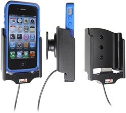 Brodit h/l fixed install Apple iPhone 4/4s Otterbox Commuter