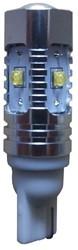 Canbus LED stadslicht motor w5w 10w