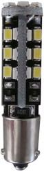 Canbus LED 30 SMD Stadslicht motor BA9s