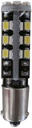 Canbus LED 30 SMD Stadslicht motor H6w