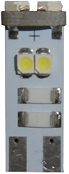 8 SMD Canbus LED Stadslicht motor W5W T10