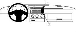 Proclip Alfa Romeo 155  92- angled