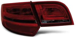 Audi A3 Sportback Achterlicht LED Unit Red Smoke 8P