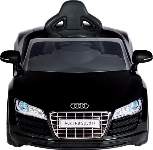 Audi R8 Zwart - 6V - incl. MP3 en afstandsbediening-3
