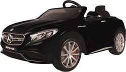 E-Car Mercedes Benz S63 zwart