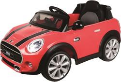 E-Car  Mini Cooper rood