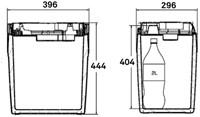 COOLFUN CX30 12/230V AC/DC-3