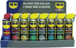 WD-40 31205 Mixed display 24x250ml