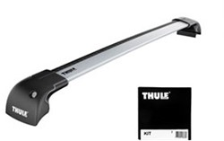 Thule dakdragers BMW 1 serie 3 drs 2007-