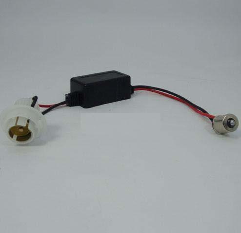 BAU15s Rem / achterlicht canbus kabel bajonet