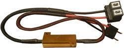 Grootlicht H7 canbus kabel 50w