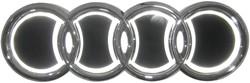 LED logo - Audi - Wit