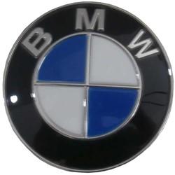 LED logo - BMW - Wit