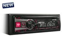 Alpine CDE-190R - CD-Receiver