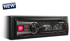 Alpine CDE-190R - CD-Receiver