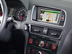"""Alpine X701D-Q5 - 7"""""""" Alpine Style Navigatie voor Audi Q5"""