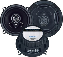 Autotek A52CX Coaxiaal Systeem