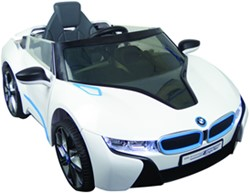 E-Car BMW I8 wit met remote control