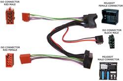 ISO 2 Car CITROEN / PEUGEOT / TOYOTA